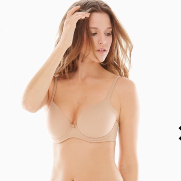 Soma Other - Soma EmbraceableCoverage nude bra 36D.